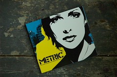Metric - Old World Underground / Where Are You Now