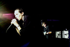 "Savages - 2015 NYC Residency, Mercury Lounge, New York City, NY 1-21-15 • <a style=""font-size:0.8em;"" href=""http://www.flickr.com/photos/79463948@N07/23566152945/"" target=""_blank"">View on Flickr</a>"