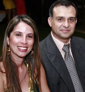 Carla e Arnaldo Gontijo