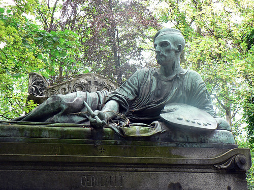Tombe de Géricault