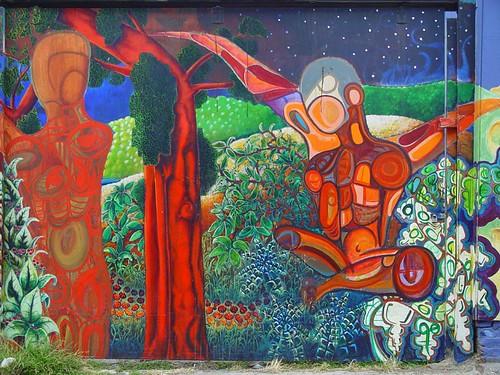 Mural: U'WA