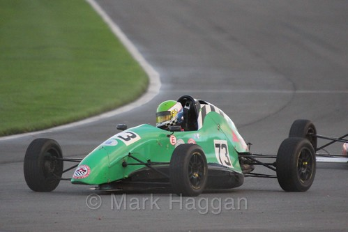 Monoposto Tiedman Trophy during the BRSCC Winter Raceday, Donington, 7th November 2015