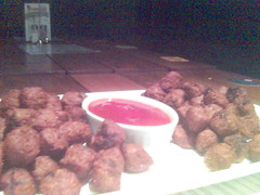 Meat Balls - Lion Hotel