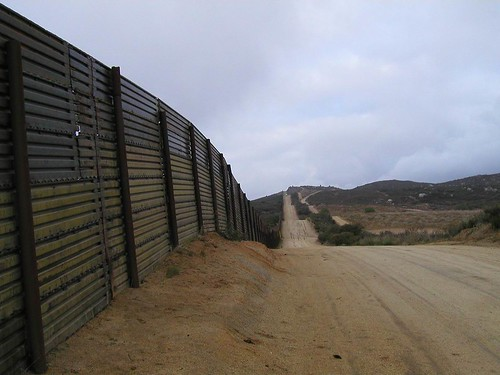 The Mexican Border (by ImperfectTommy)