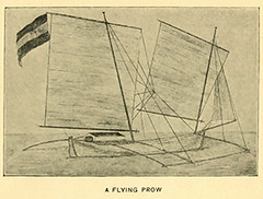 Figure 4. A Flying Prow