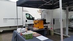 """#hummercatering #köln #bbq #grill #mobile #cocktailbar #catering #service  #event #partyservice #Sommerfest #party #Firmen #Präsentation #Ford http://hummer-catering.com • <a style=""""font-size:0.8em;"""" href=""""http://www.flickr.com/photos/69233503@N08/21134690535/"""" target=""""_blank"""">View on Flickr</a>"""