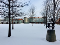 UOIT Campus (Winter 2016)