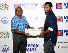 Nippon Paint 13th Inter School Swimming Competition 2015 346