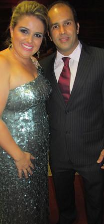 Fernanda e Gustavo de Souza