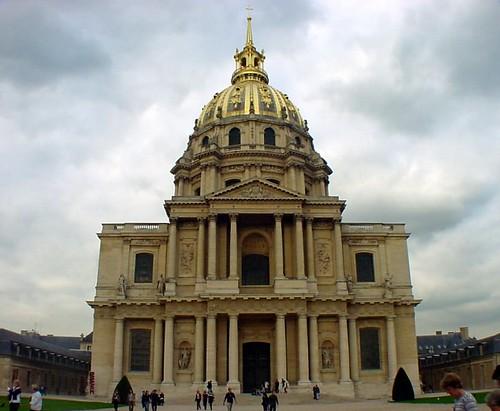 Mausoleo de Napoleón Bonaparte