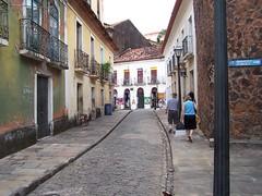 O bairro Reviver no São Luis do Maranhão.