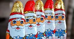 """Der Schokoladennikolaus. Die Schokoladennikoläuse. • <a style=""""font-size:0.8em;"""" href=""""http://www.flickr.com/photos/42554185@N00/23408203879/"""" target=""""_blank"""">View on Flickr</a>"""