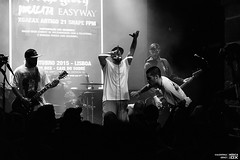 20151018 - For The Glory | Refugees Benefit Welcome Fest @ Musicbox Lisboa