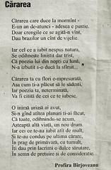 Profira Bârjoveanu - Cărarea