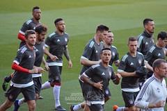 El Bayern de Múnich, en Sevilla