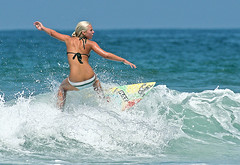 Surfer Girl, by casch52 @ Flicker
