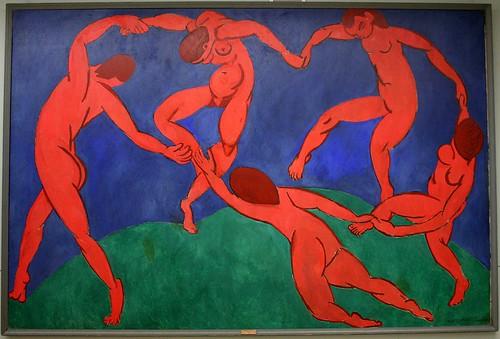 Matisse - Danse - 1910