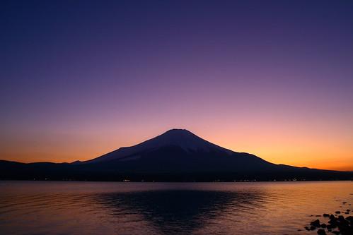 Diamond Fuji. - foto: skyseeker, flickr