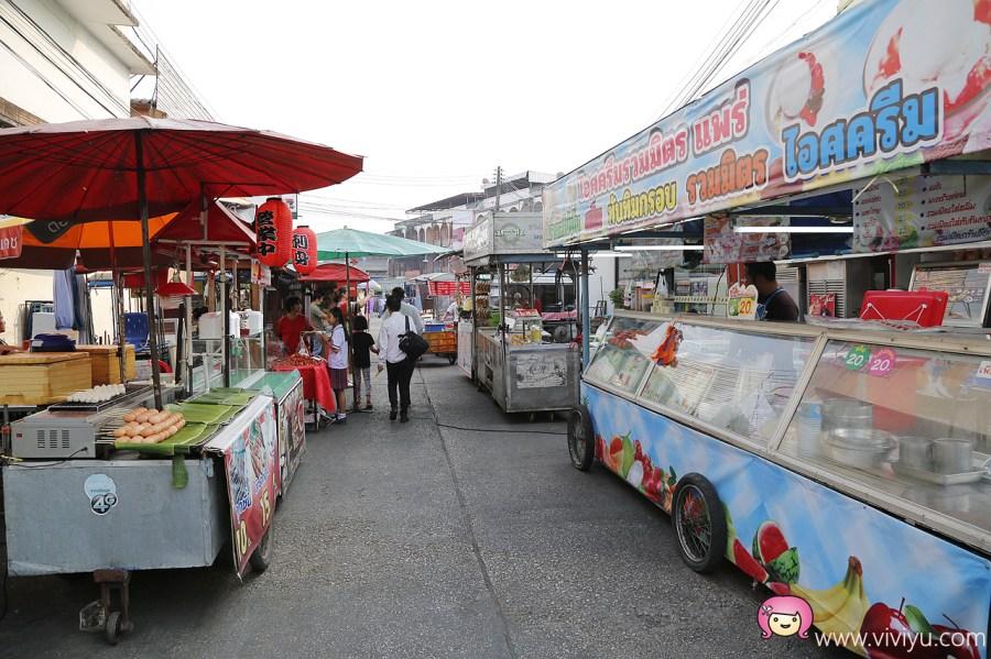 [清邁旅遊]泰國唯一的馬車小鎮.南邦府一日遊~清邁近郊.東南亞最大野味市場 @VIVIYU小世界