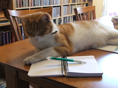 Felix refusing to help with the shopping list