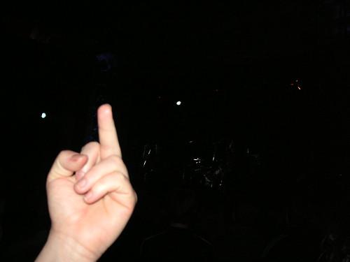Finger!