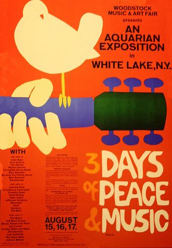 Woodstock Music Festival/1969 by dbking.