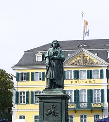 Statue of Beethoven, Bonn