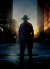 cowboy in the big city