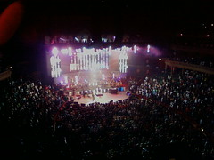 Jay Z at Albert Hall