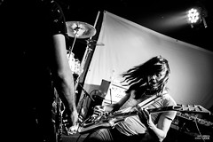 20180413 - The Quartet Of Woah | 4º Aniversário Música em DX @ Sabotage Club