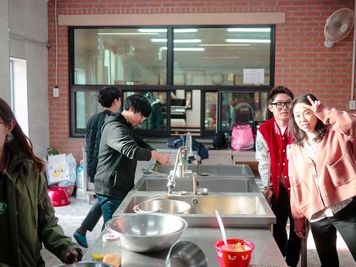 Mission Work using Stir-fried Rice Cake_MDY_180311_5