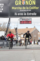 1433 - Circuito 7 estrellas Griñon 2018