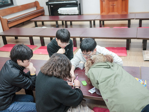 Mission Work using Stir-fried Rice Cake_MDY_180311_39