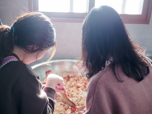 Mission Work using Stir-fried Rice Cake_MDY_180311_6