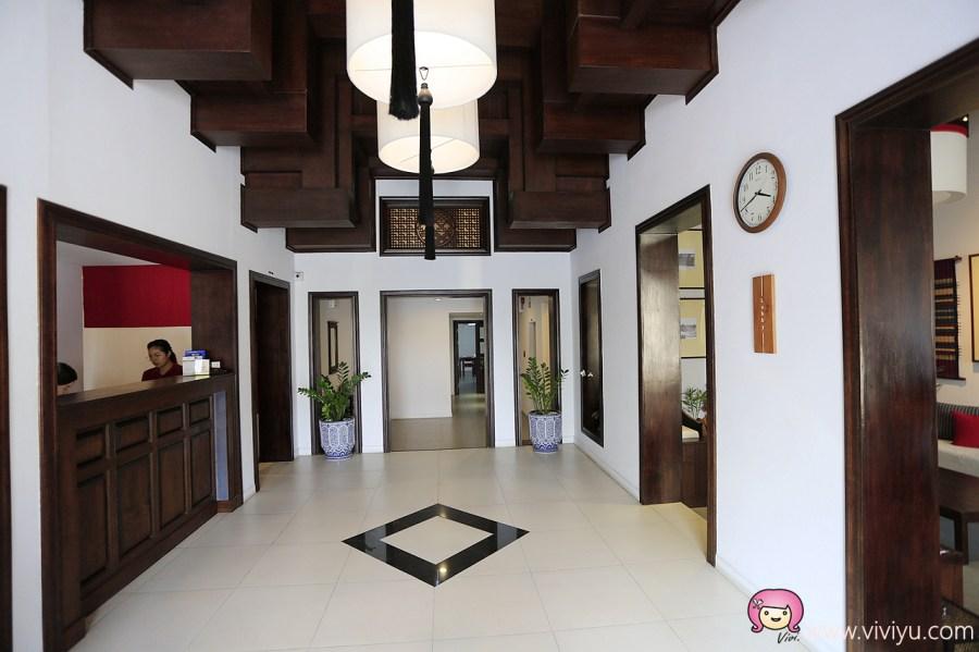 [清邁住宿]清邁週六夜市旁.古城區服務佳旅店~清邁蘭塔拉別墅Villa Lantara Chiang Mai.中國風情木造藝術 @VIVIYU小世界