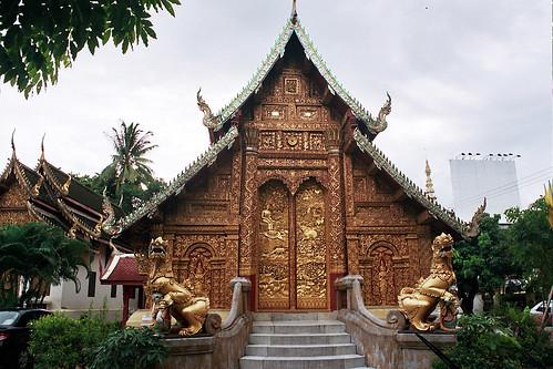 Wat Manowan by Adrian Whelan.