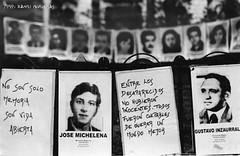 Nuestra memoria no olvida!, nuestra dignidad n...