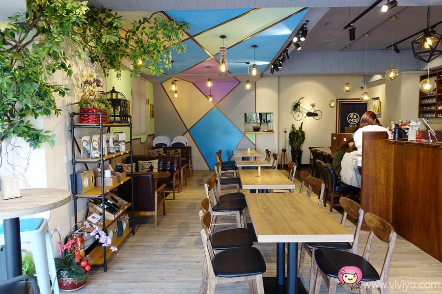 [桃園美食]楽麥(樂麥)舒芙蕾製造所.現點現製舒芙蕾鬆餅~女孩們的最愛.ㄉㄨㄞ.ㄉㄨㄞ鬆餅上桌 @VIVIYU小世界