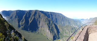 on the way to Piton de la Fournaise