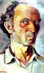 autoportret Constantin Bârjoveanu