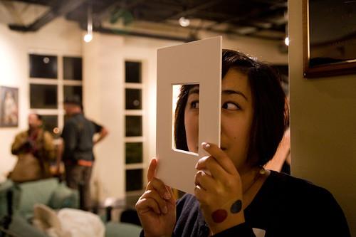 framed, by sawall