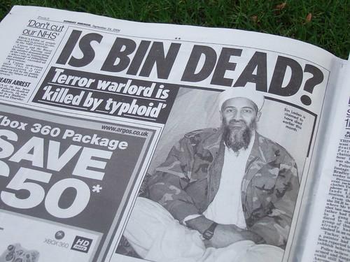 Is Bin Laden Dead?