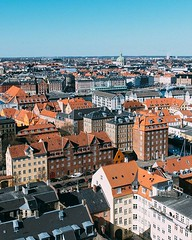 I never saw myself living in a city. The lack of green space and tall buildings give me a feeling of claustrophobia. During the walk I try to avoid cities. The countryside is far safer and more peaceful. However, Copenhagen has separated itself in my mind