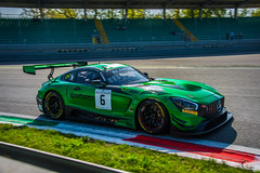 """#6 BLACK FALCON - Mercedes-AMG GT3 • <a style=""""font-size:0.8em;"""" href=""""http://www.flickr.com/photos/144994865@N06/41713298091/"""" target=""""_blank"""">View on Flickr</a>"""