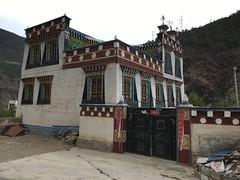 Prunkvolle Häuser