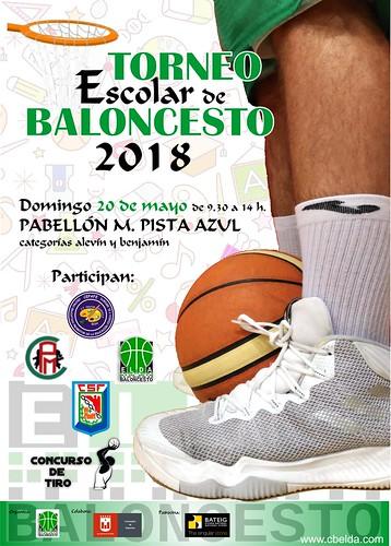 Torneo escolar 2018