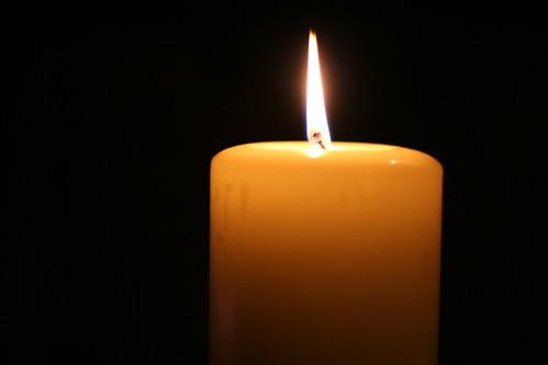 a light in the darkness by rachelandrew.