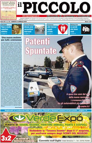 Patenti spuntate