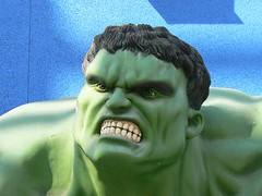 Hulk Up Close And Personal: 09/10/06