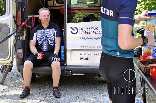 Eendaagse mountainbike clinic Utrechtse Heuvelrug - juli 2018